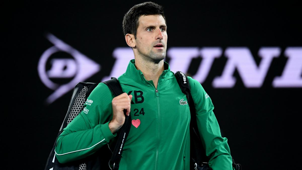 Coronavirus: Djokovic opposed to vaccines, could be forced into career decision