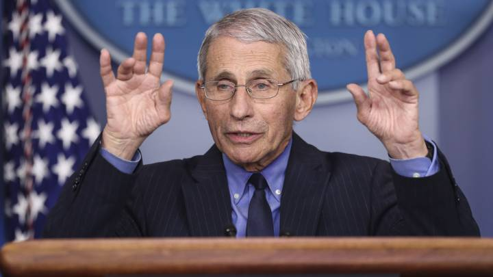 Who is White House immunologist Anthony Fauci?