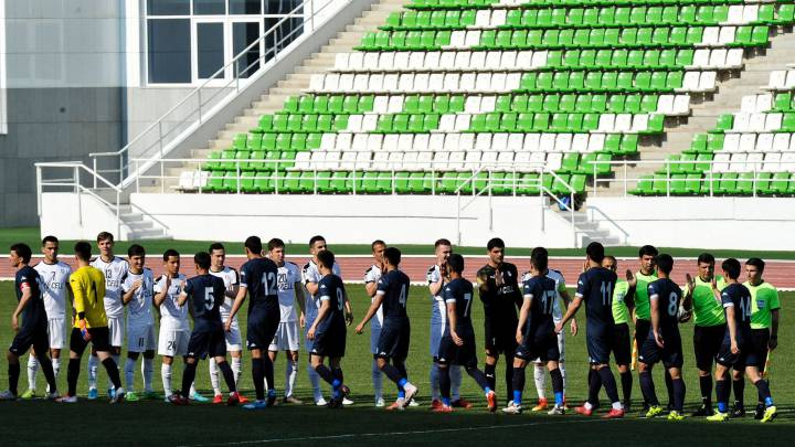 Turkmenistan's football season becomes the first to restart