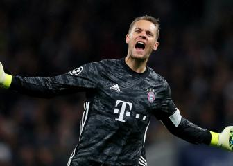 Neuer is Bayern's No.1 but don't discount Ulreich, says Flick