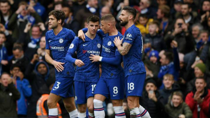 Coronavirus Chelsea Ask First Team To Support Charities Instead Of Taking Pay Cut As Com
