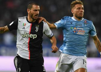 Lazio president likes the idea of play-off with Juventus for title