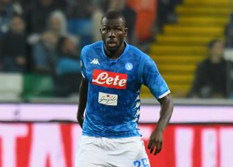 Liverpool eye Koulibaly as Man Utd enter Timo Werner race