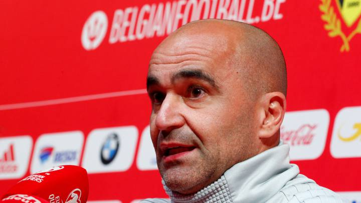 Martinez to stay in charge of Belgium until 2022 World Cup