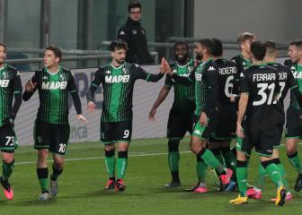 Sassuolo given green light to return to training on 4 May