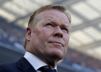 Netherlands coach Ronald Koeman undergoes heart surgery