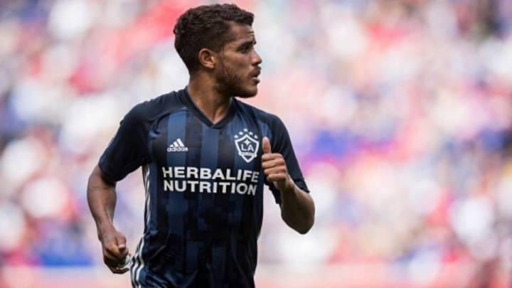 LA Galaxy talks about Jonathan dos Santos future
