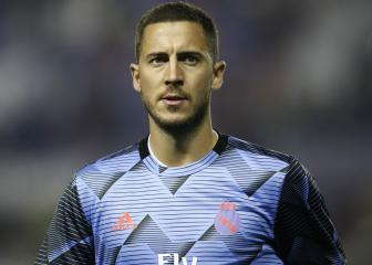 Fabregas says Hazard doesn't look himself at Real Madrid