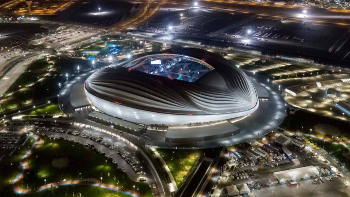 Qatar 2022 stadiums meet environmental standards due to cooling systems