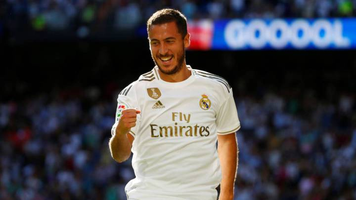 Real Madrid: Hazard close to return to Zidane's squad
