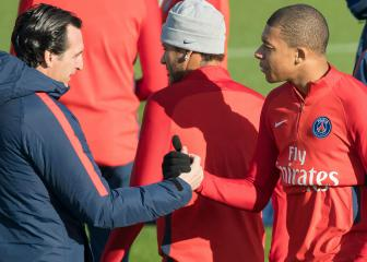 Mbappé can mark an era at Real Madrid, says Unai Emery