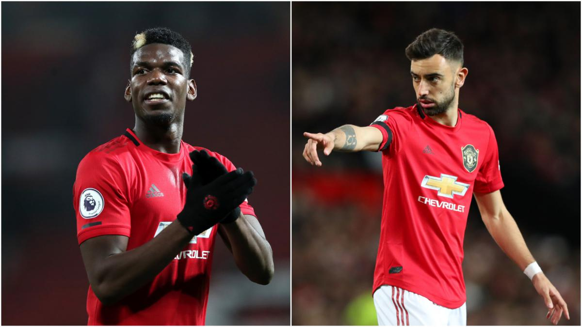 Pogba and Fernandes can be 'amazing' pairing with 'compromise', tips Neville