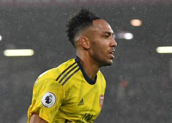 Real Madrid eye Aubameyang, Barça close to Pjanic move