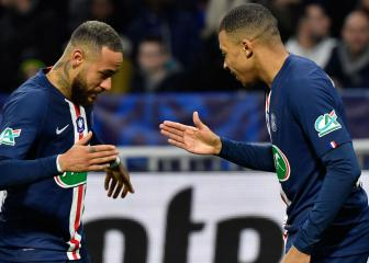 Herrera thinks Mbappé and Neymar will stay at PSG