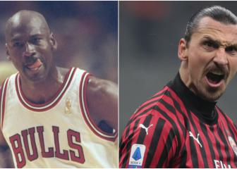 Ibrahimovic approves of Michael Jordan's no-nonsense leadership