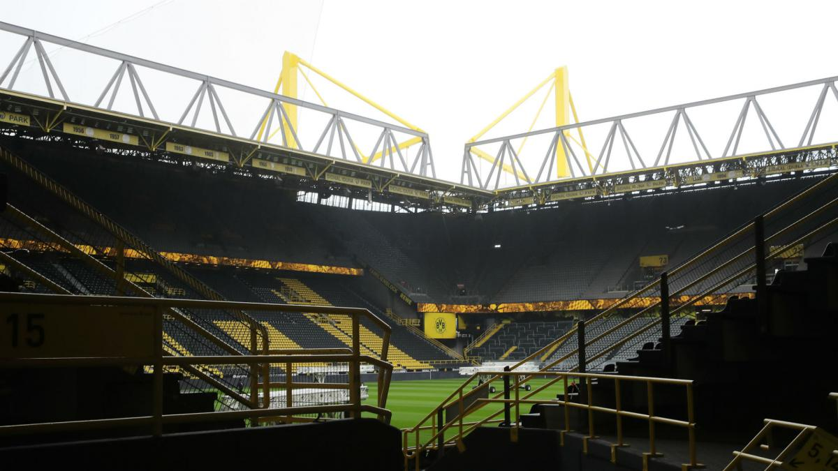 Coronavirus: Dortmund fans urged not to gather outside stadium for Schalke derby