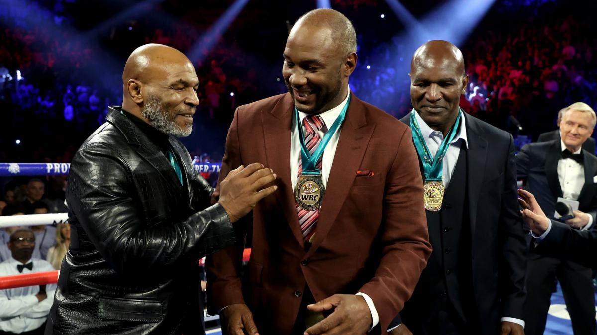 Letting Mike Tyson return at 53 might be 'irresponsible', says Eddie Hearn