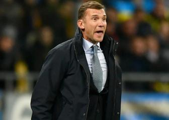 Shevchenko lays out stall to be AC Milan manager