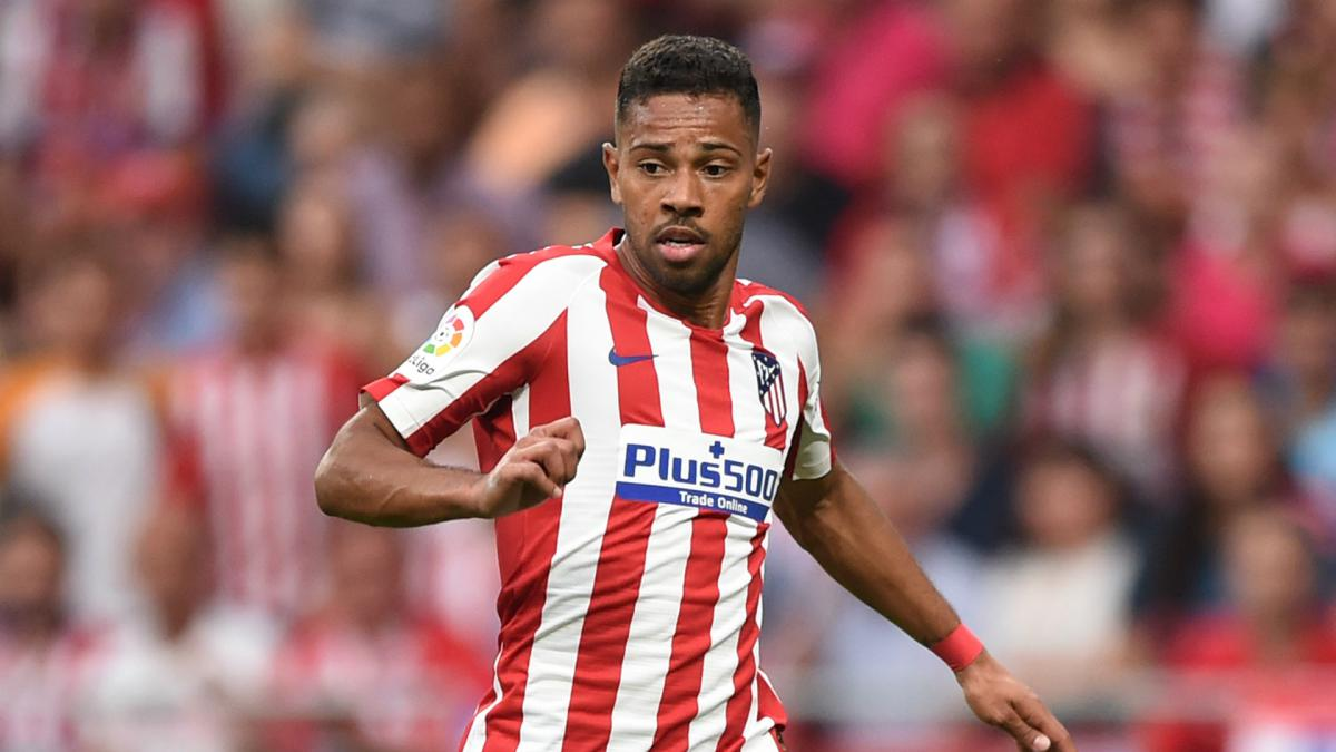 Coronavirus: Renan Lodi returns to training at Atletico Madrid