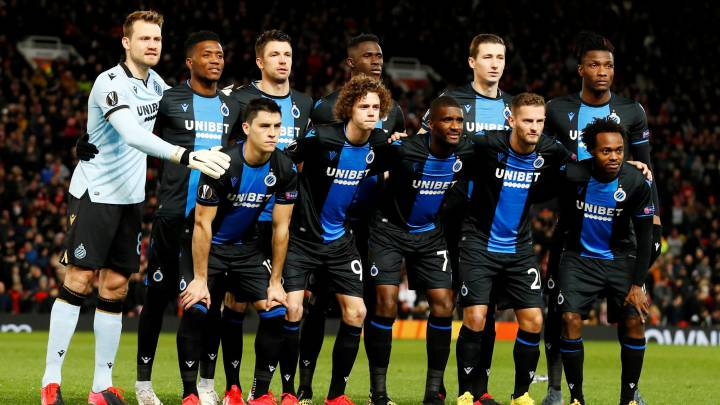 Club Brugge officially declared Belgian champions - AS.com