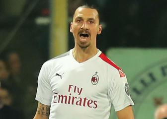 Ibrahimovic will not remain at AC Milan, Mihajlovic confirms