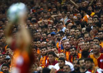 Turkish football chief hopes fans can attend Super Lig games by July