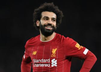 Salah's agent dismisses claims of Real Madrid approach
