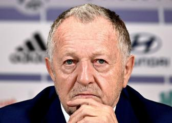 Aulas 'went too far' with criticism says FFF president