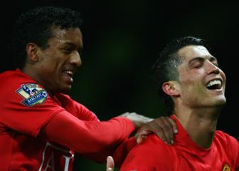 Nani recalls Cristiano Ronaldo, the competitive flatmate