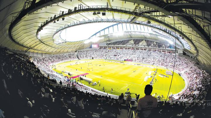 Khalifa International: one of the best stadiums in Asia