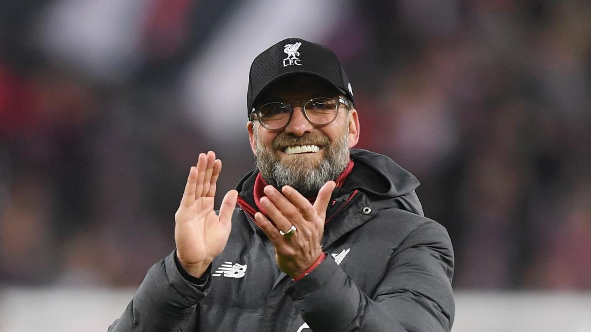Coronavirus: Bundesliga return a joy for 'strange' Klopp