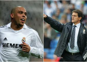 Ronaldo the greatest and most difficult Capello has coached