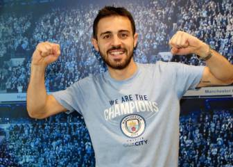 "Bernardo Silva: ""You can never write Real Madrid off"""