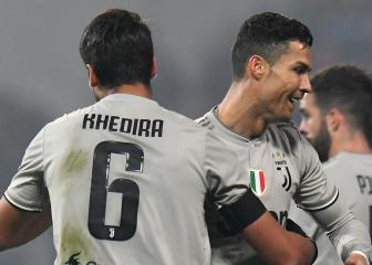 Ronaldo is one of the best ever – Khedira hails extraordinary team Juventus mate