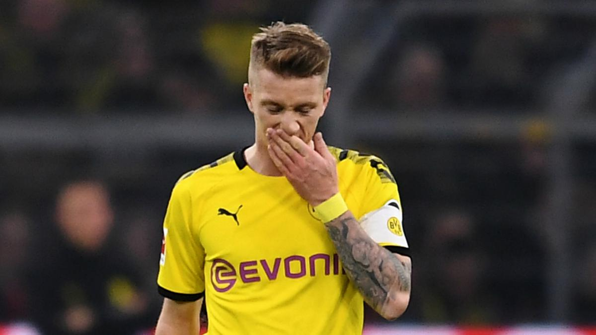 Favre not giving up on Reus despite reports he'll miss rest of season