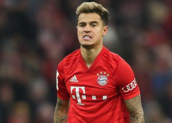 Bayern let Coutinho's purchase option expire, club chief confirms