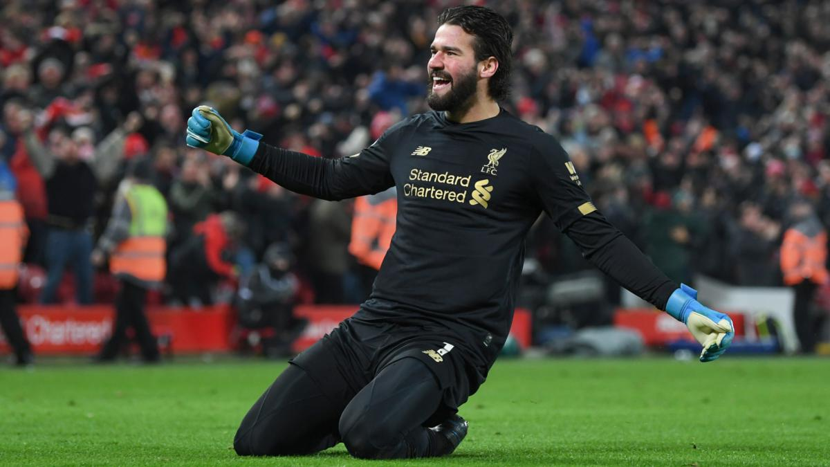 Lonergan: I can't put into words how good Alisson is
