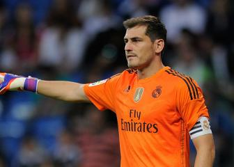 Casillas reveals regret on Madrid exit anniversary