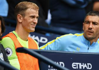 Hart knew the writing was on the wall when Pep took over City