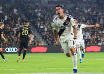 Cristian Pavón sparks rumors of Boca Juniors return