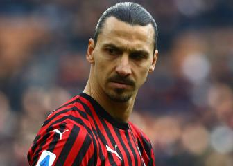 Ibrahimovic suffers potentially serious injury in training