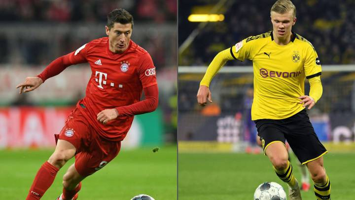 Borussia Dortmund vs Bayern Munich Preview - AS.com