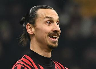 Ibrahimovic injury not as bad as initially feared