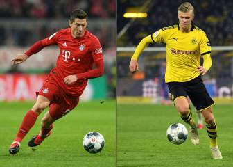 Lewandowski vs Haaland: Der Klassiker battle of old vs new