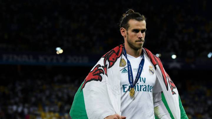 "Gareth Bale: ""I really don't get the Real Madrid fans whistling me"""