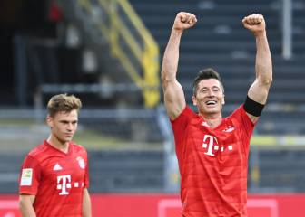 Der Klassiker: Bayern prove they're still the team to beat