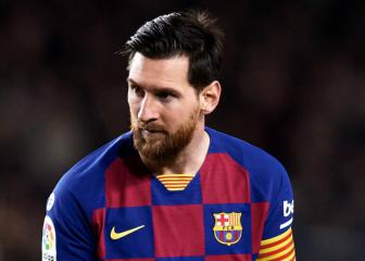 Key players back give Barça a boost says Messi