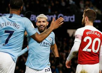 Premier League to restart on 17 June with Man City vs Arsenal