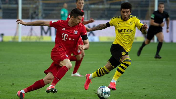 The stats behind the Bundesliga's return to action