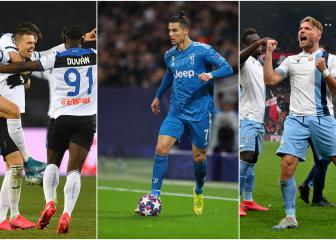 Serie A returns: Ronaldo's goals, Lazio's unbeaten run
